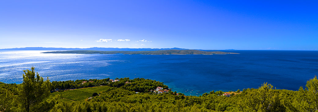 Private accommodation in apartments, vacation homes, holiday homes on Hvar